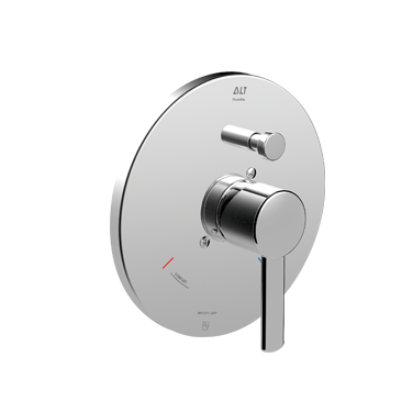Circo Trim ThermOne thermostatic valve with diverter