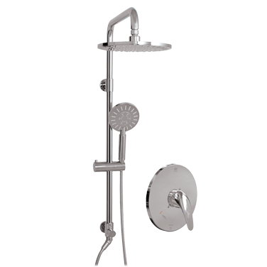 Volo ThermOne Retro-Up shower system