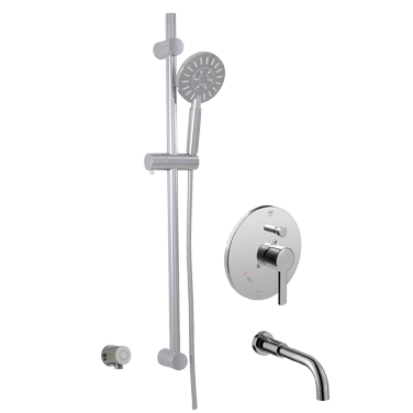 Circo ThermOne tub/shower system