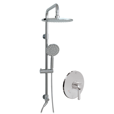 Circo ThermOne Retro-Up shower system