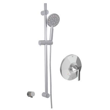 Baton Rouge ThermOne shower system